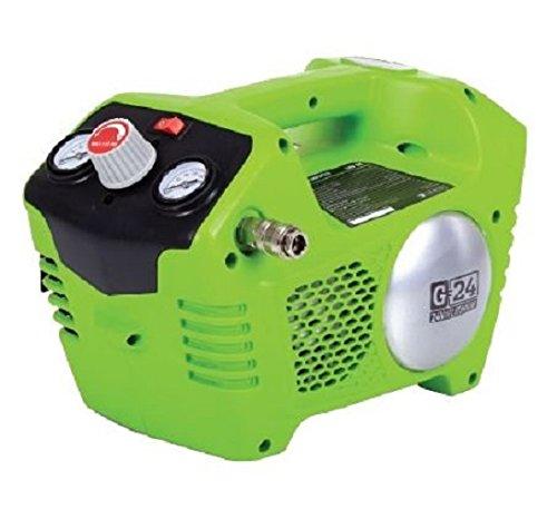 Greenworks 24V Akku-kompressor - 4100302