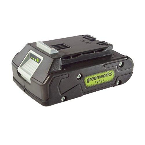 Greenworks 24V Lithium-Ionen Akku 2Ah (ohne Ladegerät) - 2902707 - 5