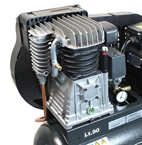 AEROTEC 650-90 - 400 VOLT 15 BAR - 3