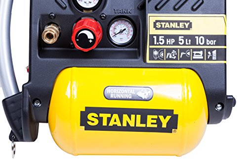 Stanley Kompressor, DN200/10/5 AIRBOSS - 5