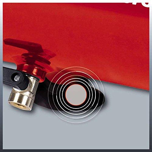 Einhell Kompressor TC-AC 190/6/8 OF (1100 W, 6 L, Ansaugleistung 185 l / min, 8 bar, ölfrei, ergonomische Bauform, Standfüße) - 8