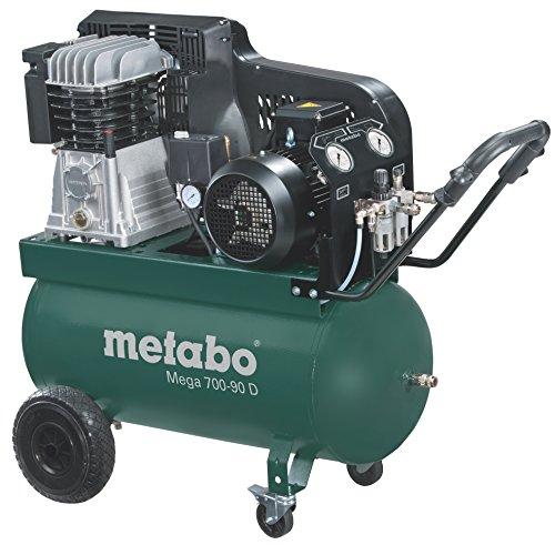 Metabo Kompressor Mega 700-90 D, 601542000