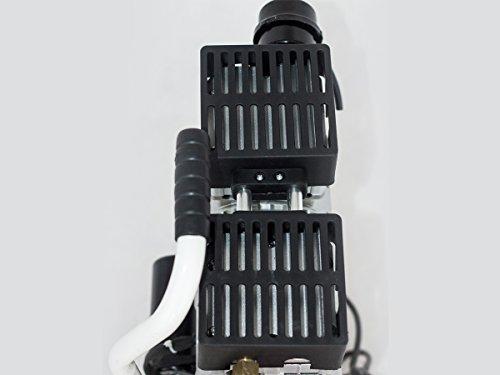 Starkwerk Flüster Silent Druckluft Kompressor SW 210/8 Ölfrei 750Watt - 64db - 3