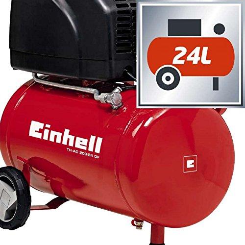 Einhell Kompressor TH-AC 200/24 OF Einsatz 1