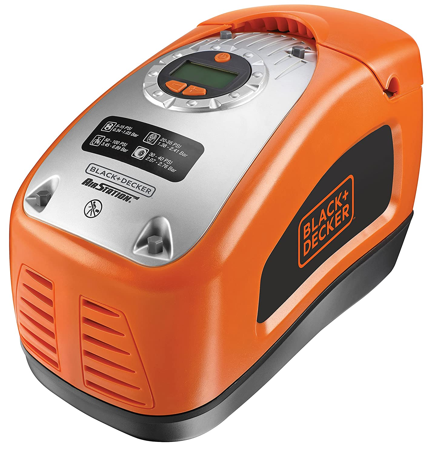 Black&Decker ASI 300 Kompressor 11 bar
