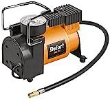 Defort DCC-255 Auto-Kompressor 12 Volt mit Hochleistungsmotor