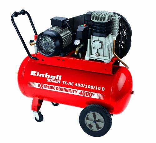 Einhell Kompressor TE-AC 480/100/10 D