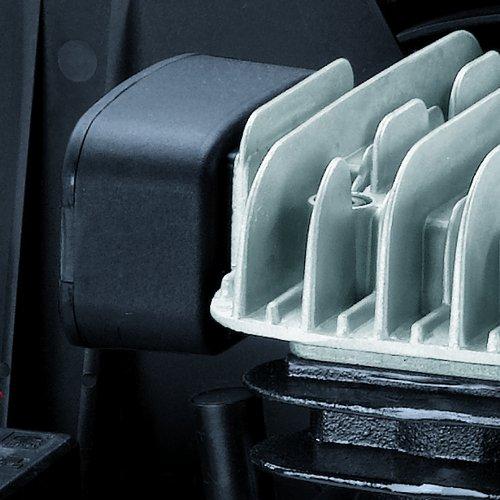 Einhell Kompressor TE-AC 300/50/10 , 2,0 kW, 50 Liter, Ansaugleistung 300 l/min., 10 bar, 2 Zylinder - 8
