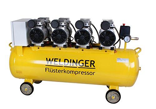 WELDINGER FK360 Flüsterkompressor