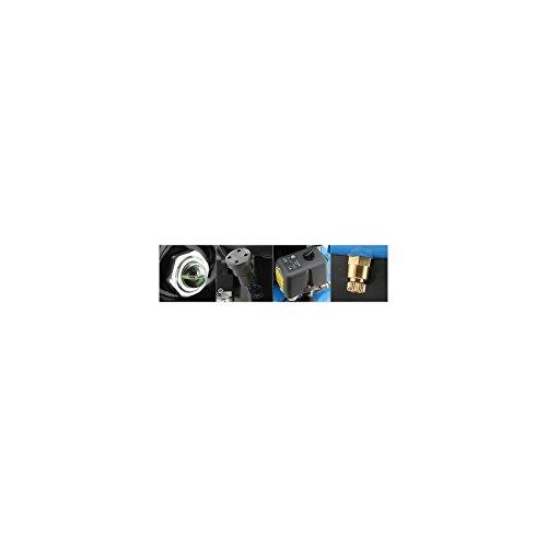 Druckluft-Kompressor Silent 0,3 PS / 6 l / 8 bar Typ L 6-45 - 6