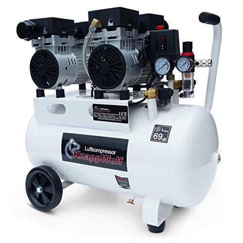 """KnappWulf KW2050 Kompressor """"mucksmäuschenstill"""" - 69 dB"""