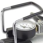 Mannesmann Kompressor 12V Manometer