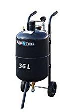 Sandstrahlgerät mobil Aerotec